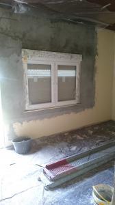 Fenster der Wohnküche